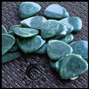 Resin Tones - Moondance - 4 Guitar Picks | Timber Tones